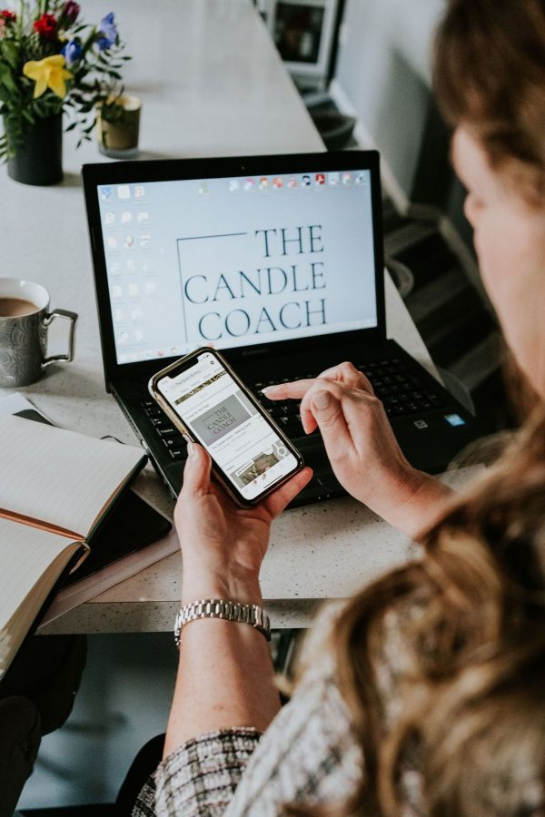 the candle coach
